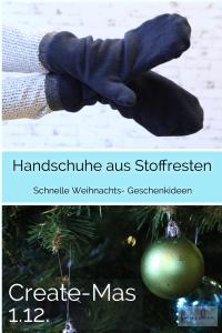 Handschuh aus Stoffresten nähen_5