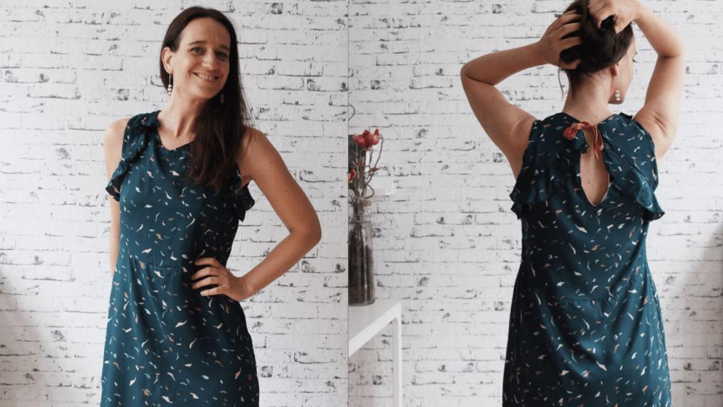 Florentine-Schnittmuster Damen Kleid-einfach-nähen-FinasIdeen-122