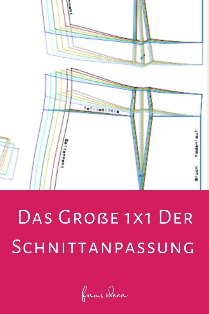 Schnittmusteranpassung_1_finasIdeen_Onlinekurs