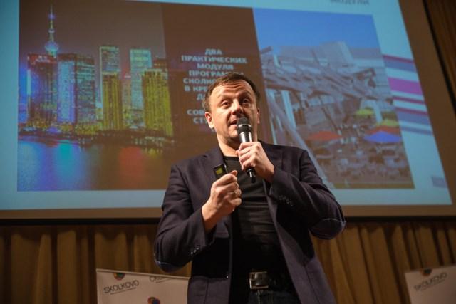 Максим Фельдман, руководитель направления по работе с клиентами бизнес-школы «Сколково», выпускник Executive MBA - 8