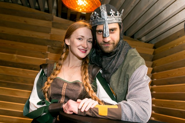 Средневековые герои