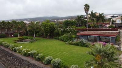 Bungalow Gartenbereich
