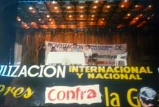 OFP y Mujeres de la Ruta Pacifica reunion en Barranca