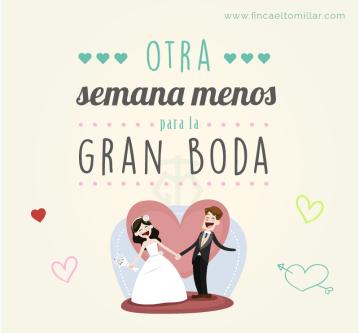 gran boda frases