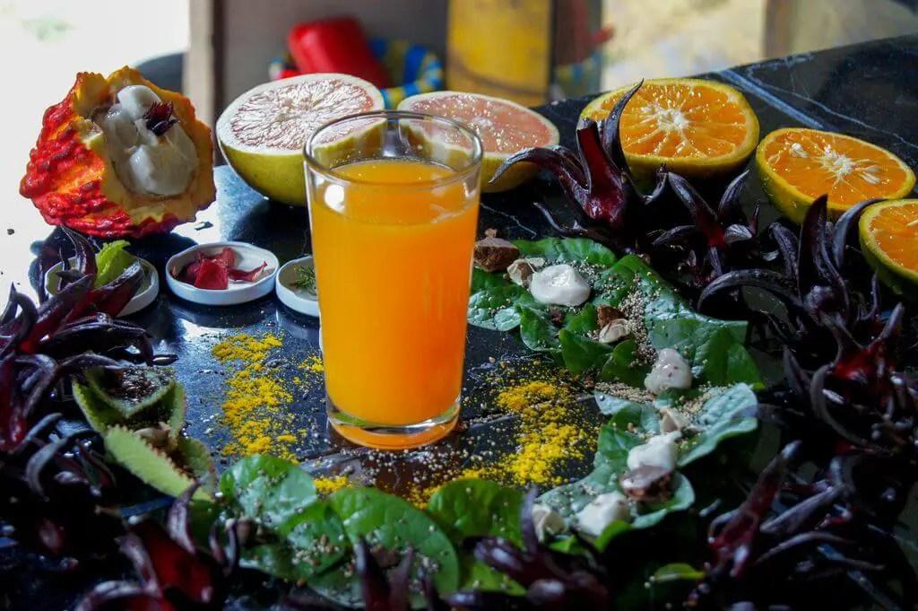 Productos orgánicos Finca Happy Fruit