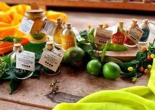 Superalimentos y especias F. Happy Fruit