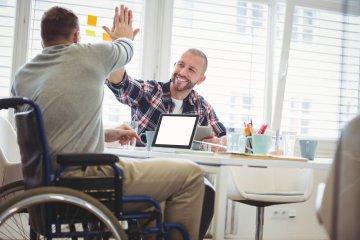 adaptar tu casa para personas en silla de ruedas