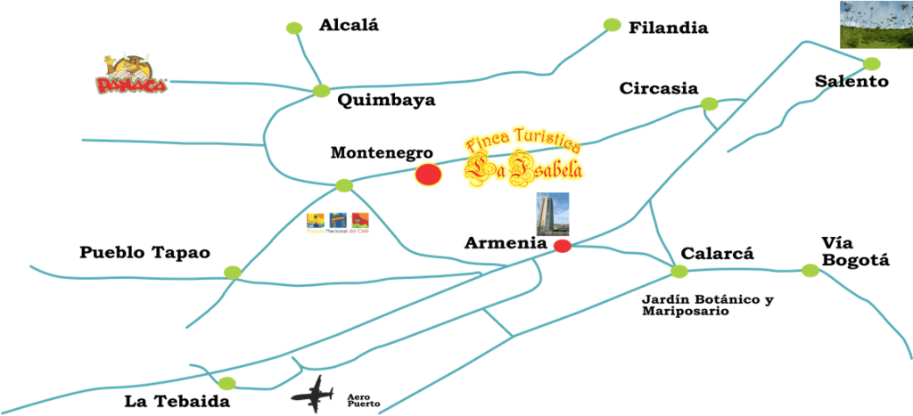 Mapa de Ubicaciónpequeño