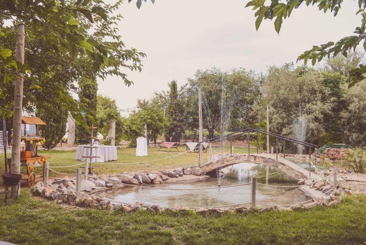 lago finca villa Mercedes