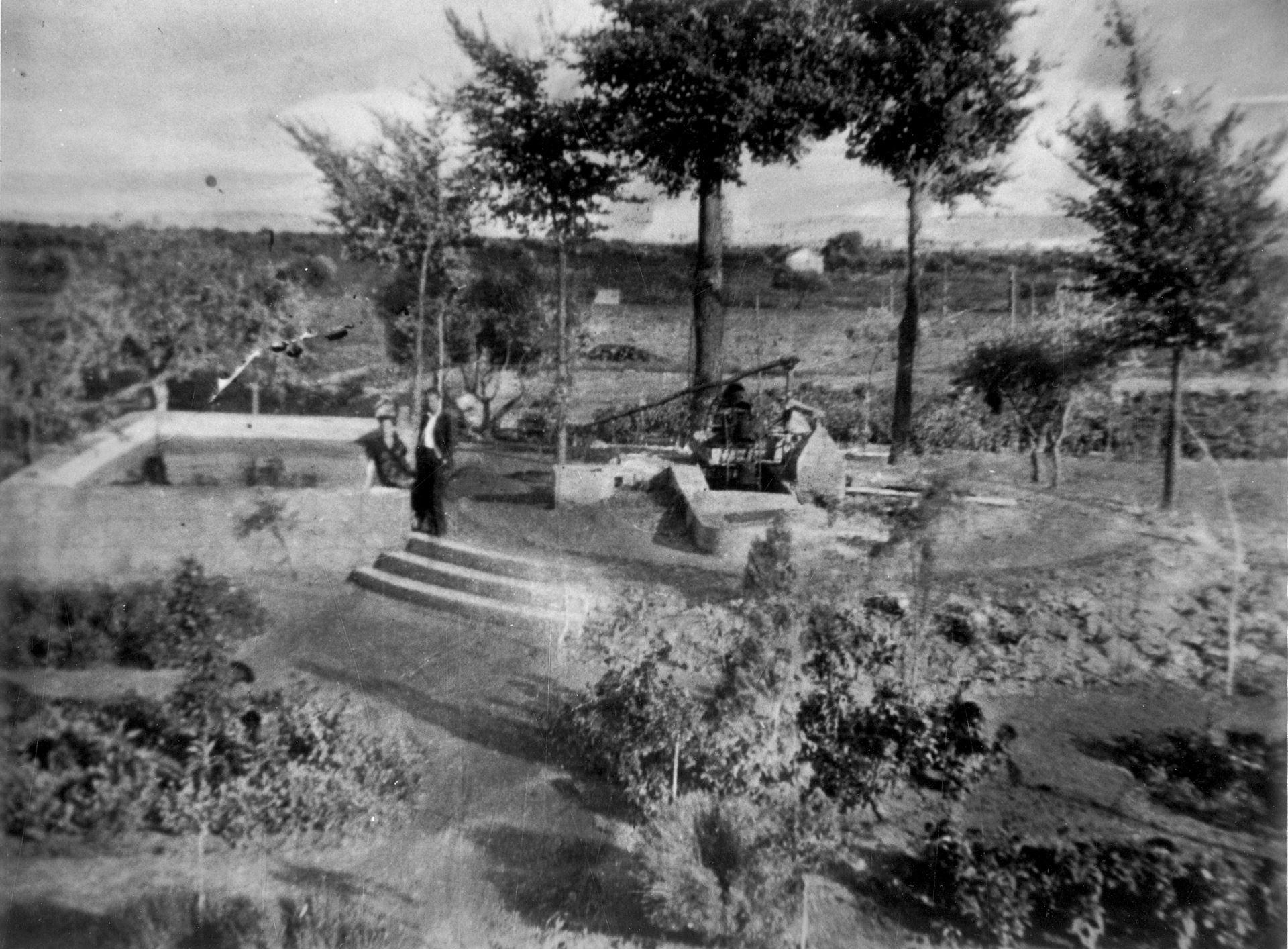 finca Villa Mercedes 1942