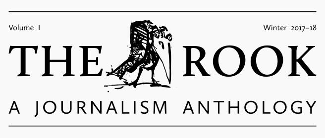 The Rook: masthead