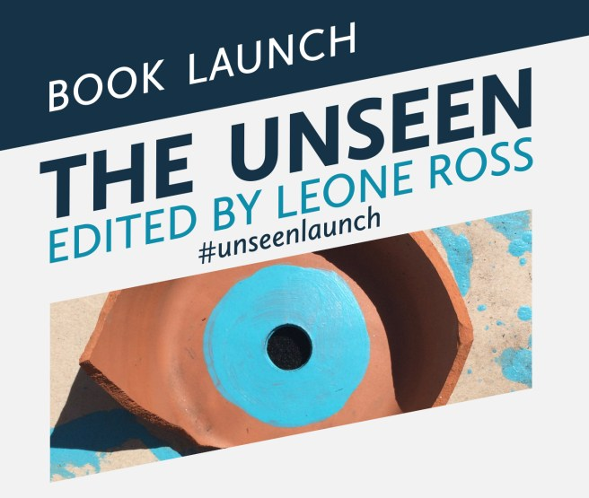 The Unseen Launch book cover remix