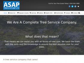 ASAP Tree & Stump Ltd.