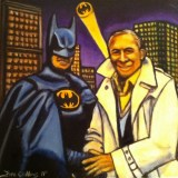 Batman and Bob Kane