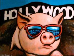 Hollywood Pig