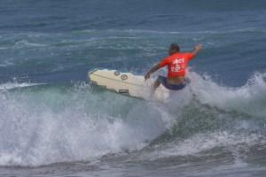 ロングボードマスターのグランドチャンピオンを目指すサーフィン会のキングカズ・野口泰男さんがFind-FCにアスリート登録!