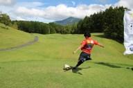 辻本亮(フットゴルフ日本代表)