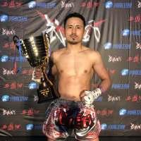 キックボクシングで世界一を目指す新美 貴士さんがFind-FCにアスリート登録!