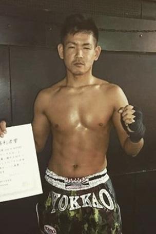 八木正樹,キックボクシング,スポンサー募集