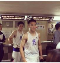 ボクシング23日