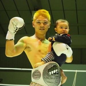 藤本 祐輝(キックボクシング&ボクシング)