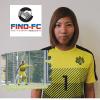 世代別日本代表や女子サッカーの発展を目指す筑波大学・清村 珠幸(シムラ ミサキ)選手がFind-FCにアスリート登録!