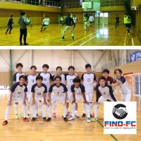 フットサルで日本一を目指す京都産業大学ALEGRIA・大平 樹(オオヒラ イツキ)選手がFind-FCにアスリート登録!