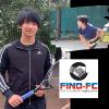 最終目標はグランドスラム制覇!世界一を目指すテニスプレイヤー・山下 晶平(ヤマシタ ショウヘイ)選手がFind-FCにアスリート登録!