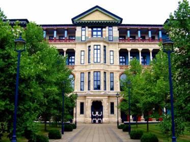 Cambridge Judge Business School, where MBAs can study entrepreneurship