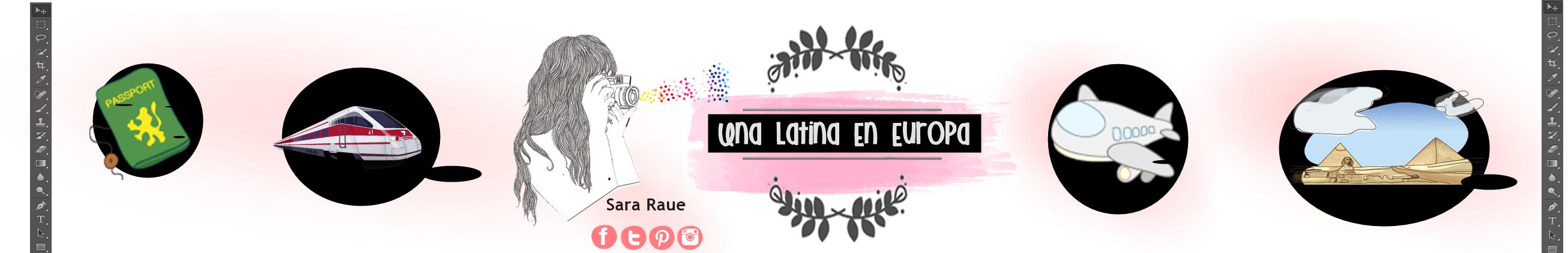 Una Latina En europa