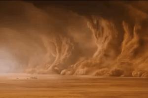 Episode 22: The One With the Indoor Sandstorm