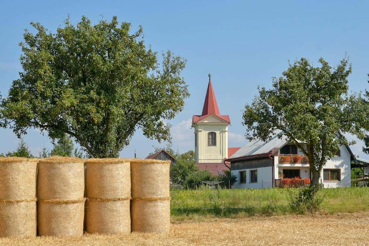 Tschechische Dorfidylle