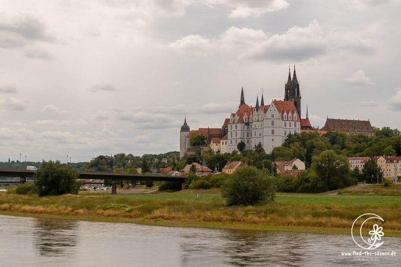 Albrechtsburg Meißen an der Elbe