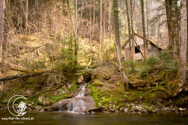 Hütte am Argen