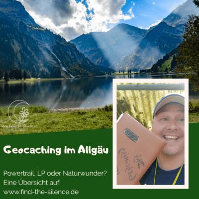 Geocaching im Allgäu