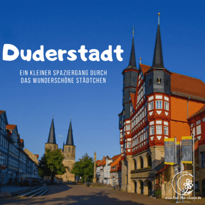 Duderstadt - Stadtspaziergang