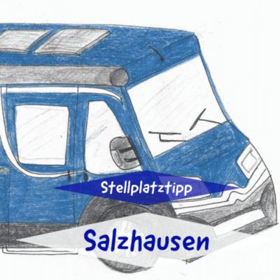Stellplatz Salzhausen