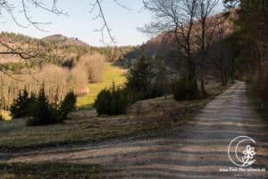Wanderweg um den Heldenberg