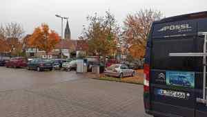 Direkt an der Altstadt von Eppingen
