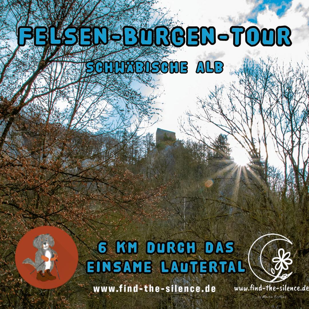 Felsen-Burgen-Tour