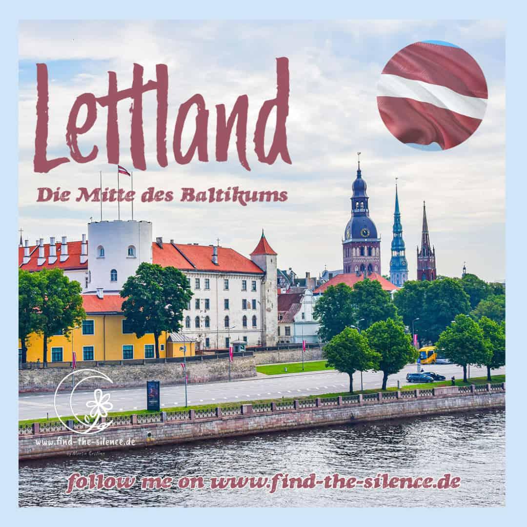 Reiseziel Lettland auf Find-the-silence.de