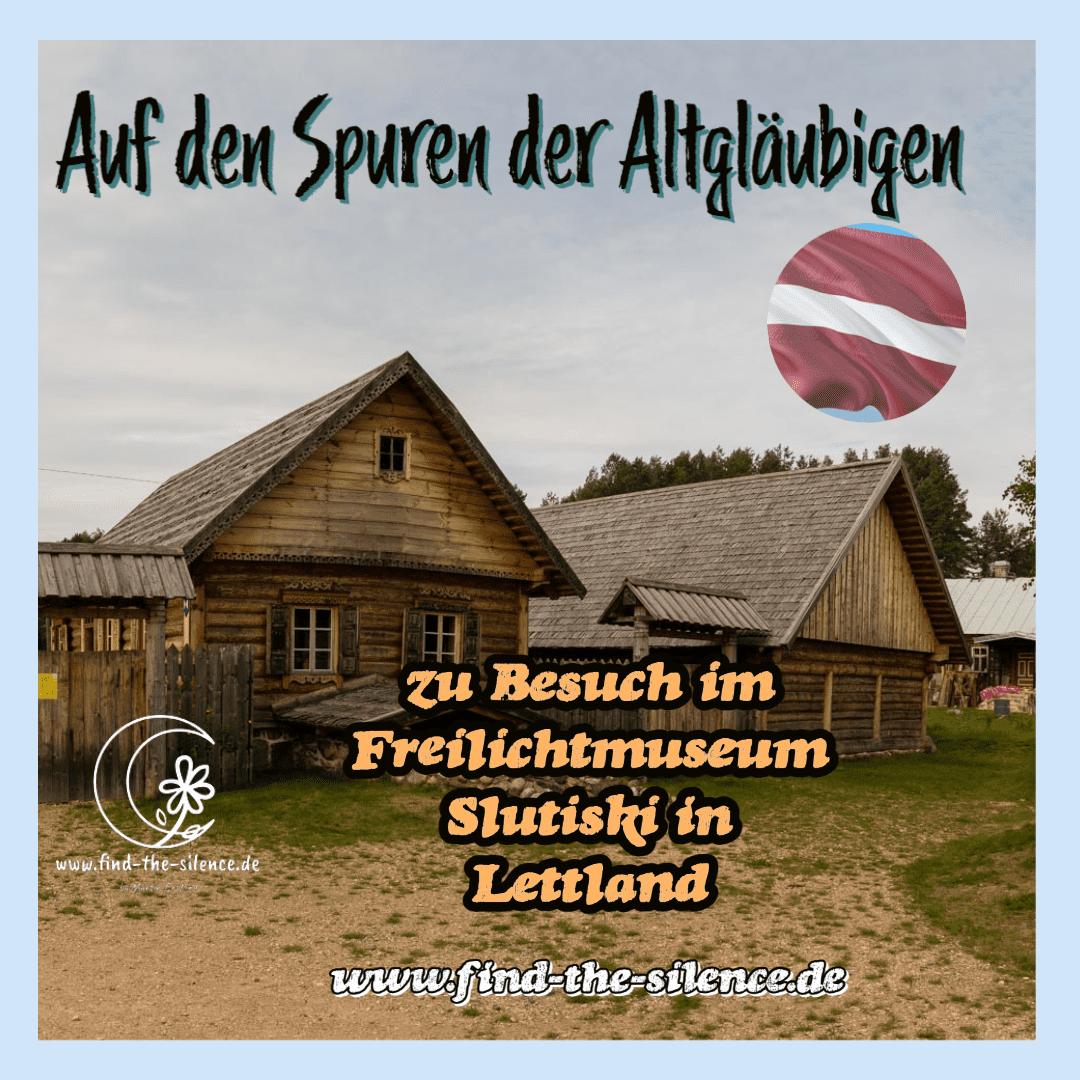 Auf den Spuren der Altgläubigen in Lettland