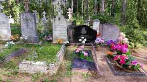 Der Friedhof der Altgläubigen bei Krupeniscu