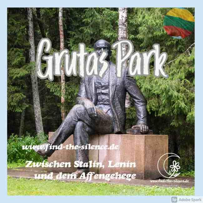 Eine Reise in die UDSSR - der Grutas Park