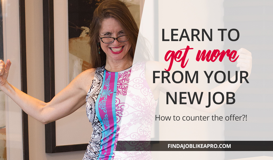 Here's how & why you should always counter the job offer