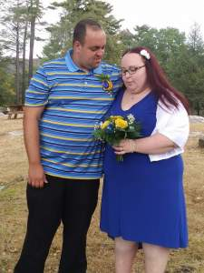 Jason and Brittany