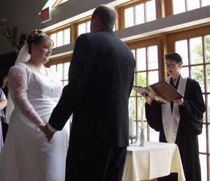Adams Mill Wedding: Seth and Sharon