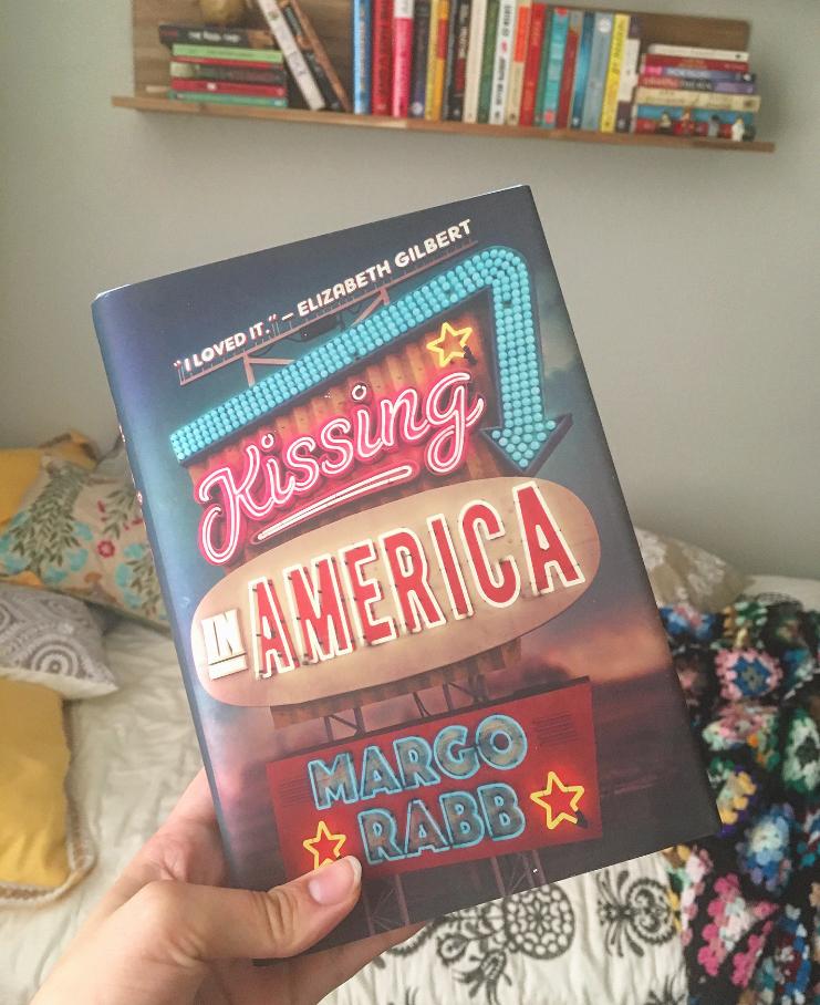kissing in america book