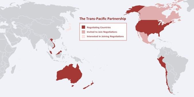 Tpp成員國