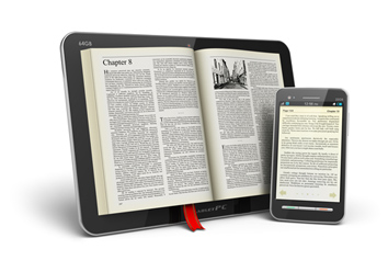 Self-publishing on iPad and Kindle
